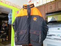 Men's Size Large Bengals Jacket. Has original price tag