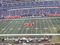 Required GREAT seats for the Bengals Preseason and