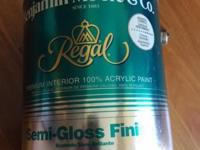 Benjamin Moore - 1 can Regal Premium Interior 100%