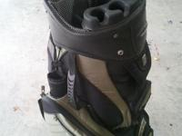 "I have a Bennington ""quiet organizer"" cart bag that has"