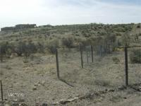 Secluded lot located on the Eastern edge of Cochise