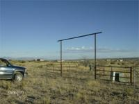 lot situated on the Western edge of Pima County about