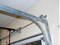 Are you looking for a bent garage door track repair