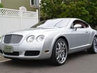 This 2004 Bentley Continental 2dr 2dr Cpe GT AWD Coupe