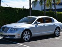 This 2007 Bentley Continental Flying Spur 4dr Sdn AWD