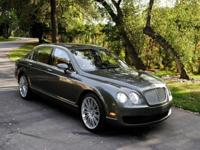 Stunning 2006 Bentley Continental Flying Spur Extended