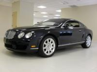 This is a Bentley, Continental GT for sale by Maserati