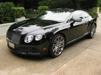 This 2014 Bentley GT Speed W12 was purchased only (11)