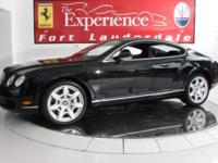 2007 Bentley Continental GT MullinerFerrari Maserati of