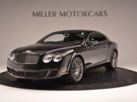 This is a Bentley, Continental GT Speed for sale by