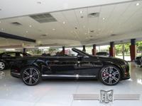 This 2015 Bentley Continental GT V8 S 2dr GTC V8 S