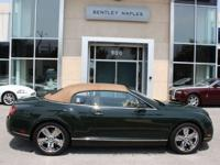 FLORIDA'S PREMIER BENTLEY DEALER HAS JUST TRADED FOR