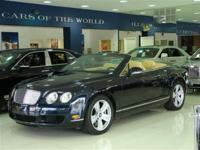 This 2009 Bentley Continental GTC 2dr Continental GTC