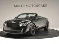 This is a Bentley, Continental Supersports for sale by