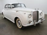1961 Bentley S21961 Bentley S2 Right Hand Drive in old