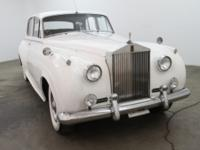 1962 Bentley S2 1962 Bentley S2 right hand drive in old