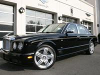 This is a Bentley Arnage T for sale by Miller