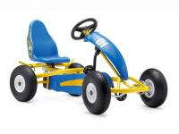 The BERG City Compact series go-karts are more compact