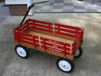 Berlin Flyer Wagon - excellent condition $50.  Nice