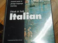 Complete set of tapes and materials to learn Italian!