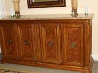 Gorgeous Bernhardt Belcaro Buffet. Never used. $1500.00