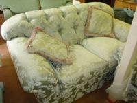 BERNHARDT DEEP SEAT COUCH FOR SALE VERY COMFORTABLE