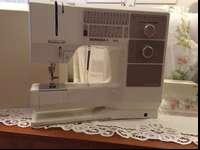 Bernina 1120 bought new by current owner. This machine