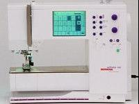 Bernina 1650...Look new used slightly...few