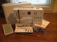 Bernina Activa 130 in excellent condition!!  Comes