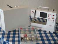 Like new, Bernina Artista 165 Sewing/Embroidery