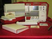 This is the Bernina Artista 180 Special Edition 2000
