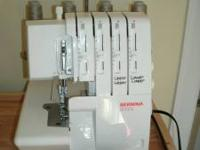 Bernina 800DL Overlocker / Serger with differential