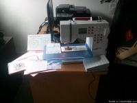 Bernina quilters dream, this is the beginner machine,