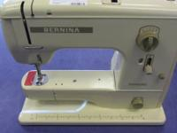 I'm looking to sell a made use of Bernina version 707