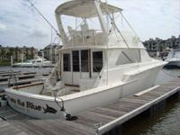 1973 Bertram 46.6 Sportfisherman 8V-71TTI 200 hrs on
