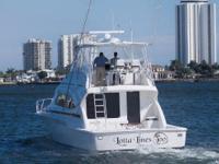 Opportunity Knocks ! Clean Boat 51 Bertram . Fresh