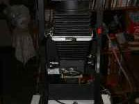 Bessler Enlarger with a black&white head. Comes with