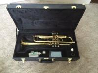 Besson Trumpet. Brand New. Owned less than six months.