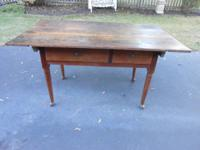 For sale here is a GREAT ANTIQUE WALNUT CIRCA 1760