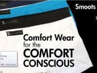 SizeColorQuantitySmoots Mens Boxer Briefs underwear are