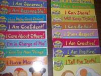 Series of 20 softcover books - Best Me I Can Be . All
