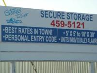 BEST RATES IN TOWN - 10 X 10 Just $55 - 10 X 15 Just