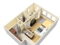 GORGEOUS SPACIOUS STUDIO APARTMENT AVAILABLE DECEMBER