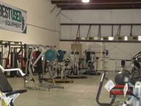 Come by to look at our new equipment. Great prices and