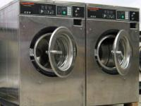 Speed Queen 30lb Front Load Washer SC30BY2 Stainless