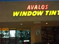 WINDOW TINT             Automotive Window Tint .. It