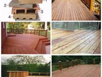 973.299.XXXX We offer many deck material options such