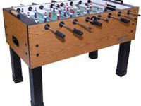 BEST OFFER: FOOSBALL TABLE  #### I have an offer for