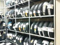 We have a great choice of tires in stock at all times