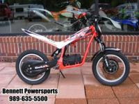 Beta Mini Trial E for sale. Meet Beta's first Youth